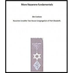 More Nazarene Fundamentals – Part 2 (PDF Download)