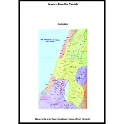 Lessons taught from the TaNaCh (PDF Download)