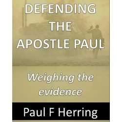 Defending the Apostle Paul (PDF Download)