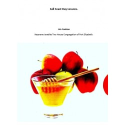 Fall Feasts Day Lessons (PDF Download)