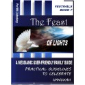 Feast of Lights: How to Celebrate the Feast of Chanukah also Called the Feast of Dedication (Festivals Book 7)
