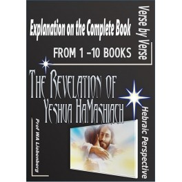 The Revelation of Yeshua HaMashiach: FULL Book Hebraic Perspective Verse by Verse