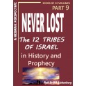 Never Lost: The Twelve Tribes of Israel: Mysteries in History and Prophecy! Book 9